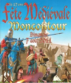 Affiche Moncontour 2011